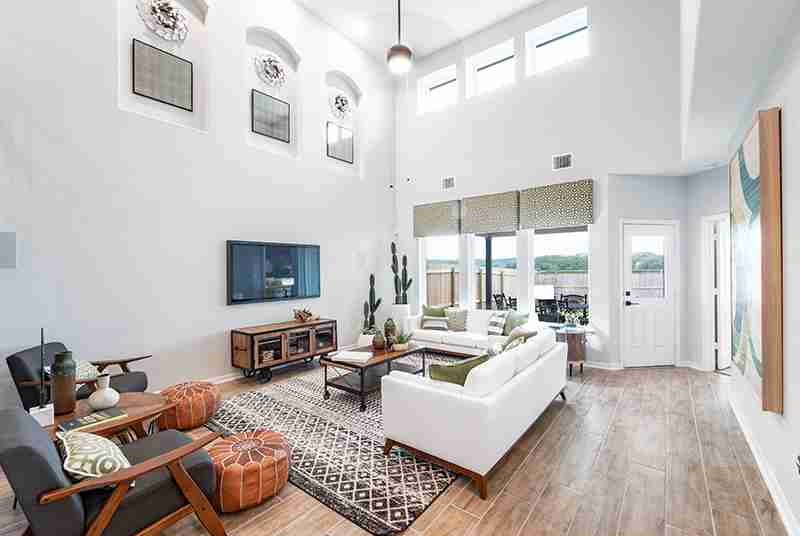 Blanco Vista Living Room
