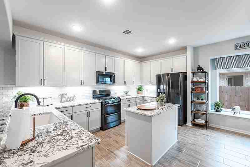 Blanco Vista Kitchen