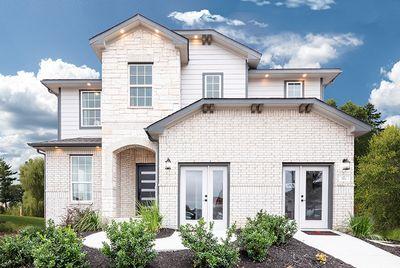 New Homes In The Austin Area Castlerock Communities