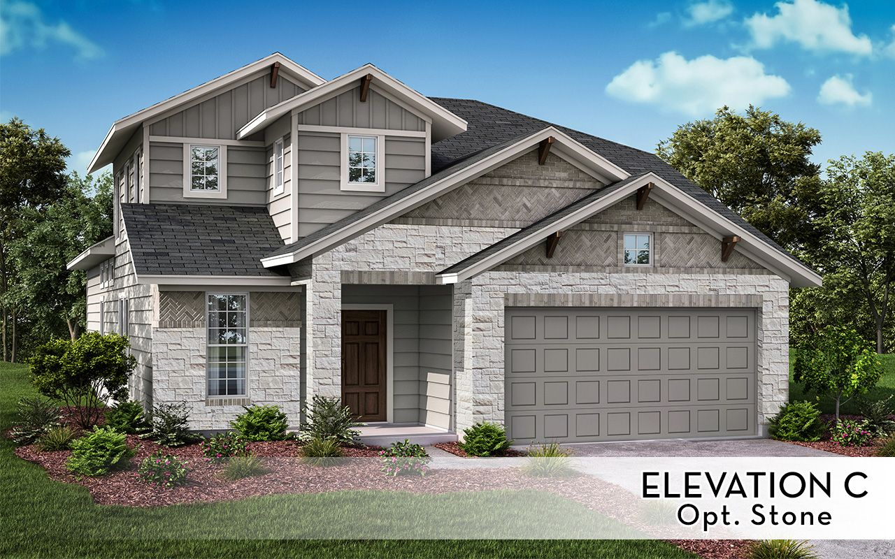 Chinook Elevation C Opt Stone