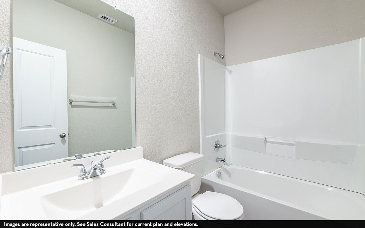 Bathroom featured in the Oak-Cobalt By CastleRock Communities in Houston, TX