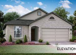 Sioux-Silver - Pecan Estates: Crosby, Texas - CastleRock Communities