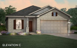 Sabine - Kallison Ranch: San Antonio, Texas - CastleRock Communities
