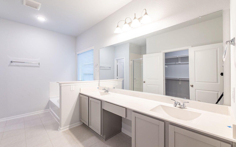 Bathroom featured in the Sabine-Cobalt By CastleRock Communities in Houston, TX