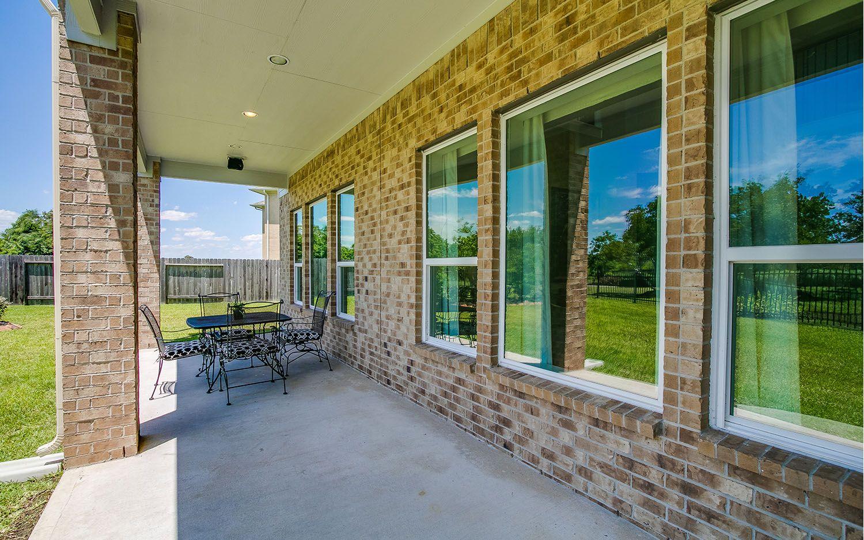 Exterior featured in the Laguna II By CastleRock Communities in Houston, TX
