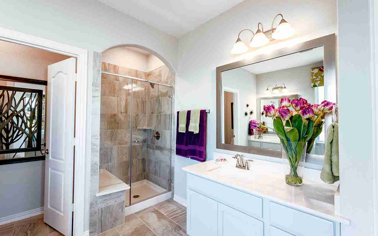 CastleRock Glenwood - Master Bath