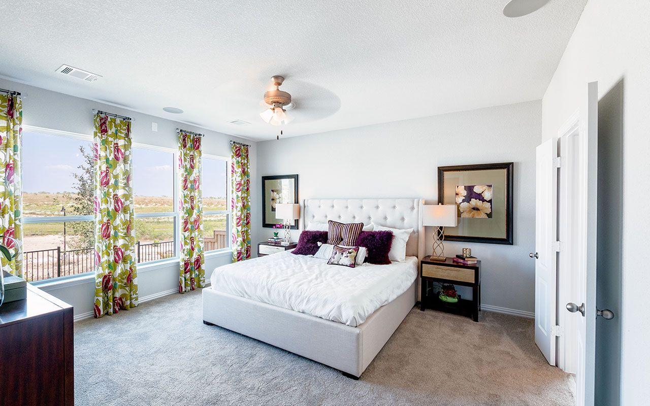 Bedroom featured in the Glenwood By CastleRock Communities in Houston, TX