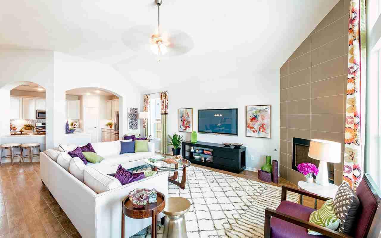 CastleRock Glenwood - Livingroom