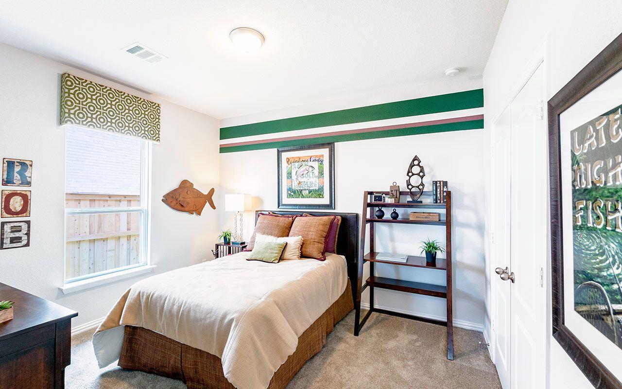 Bedroom featured in the Glenwood By CastleRock Communities in Brazoria, TX