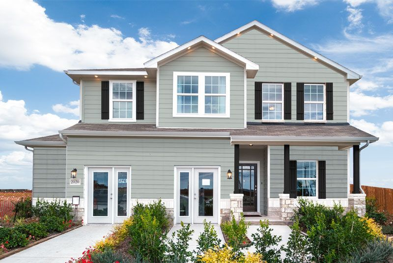 Whisper South by CastleRock Communities