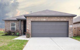 Comal - Pecan Estates: Crosby, Texas - CastleRock Communities