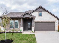 Glenwood-Silver - Pecan Estates: Crosby, Texas - CastleRock Communities