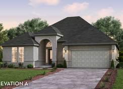 Capitola-Gold - Westwood: League City, Texas - CastleRock Communities