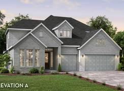 Eureka-Gold - Build on Your Lot: Houston, Texas - CastleRock Communities