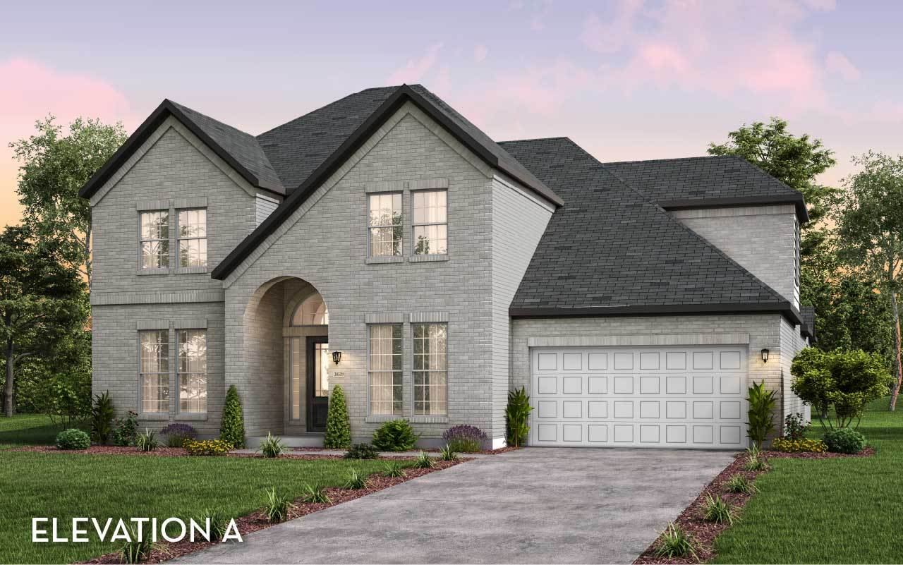 Exterior featured in the Frisco By CastleRock Communities in Houston, TX