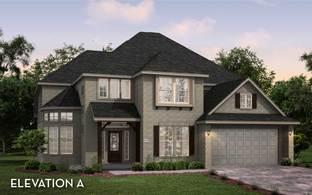 Sausalito - Build on Your Lot: Houston, Texas - CastleRock Communities