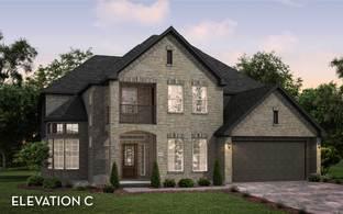Sausalito - Suncreek Estates: Rosharon, Texas - CastleRock Communities
