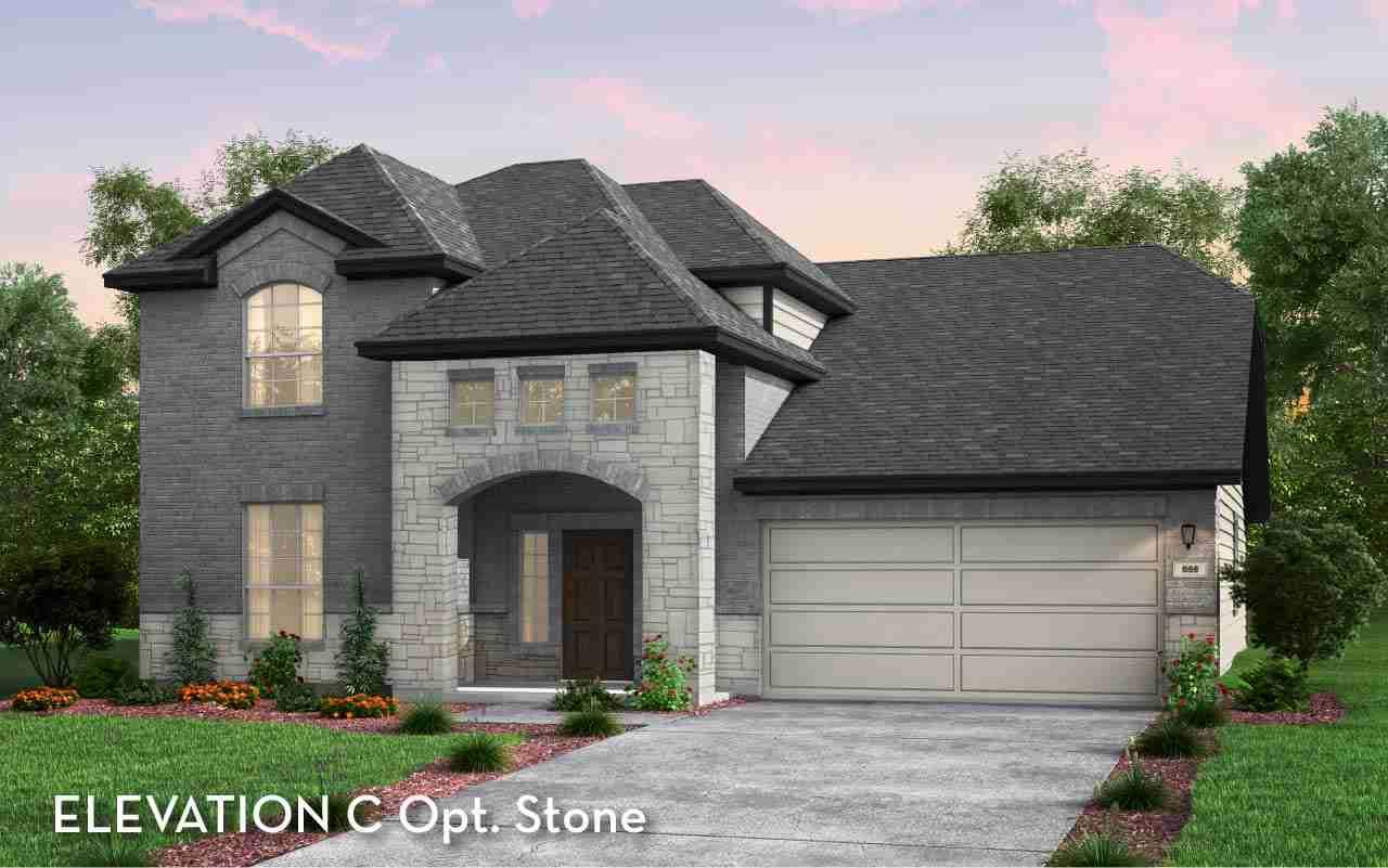 Emerson Elevation C Opt. Stone