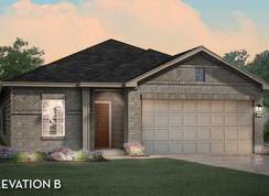 Sabine-Cobalt - Pecan Estates: Crosby, Texas - CastleRock Communities
