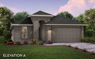 Apache-Silver - Build on Your Lot: Houston, Texas - CastleRock Communities