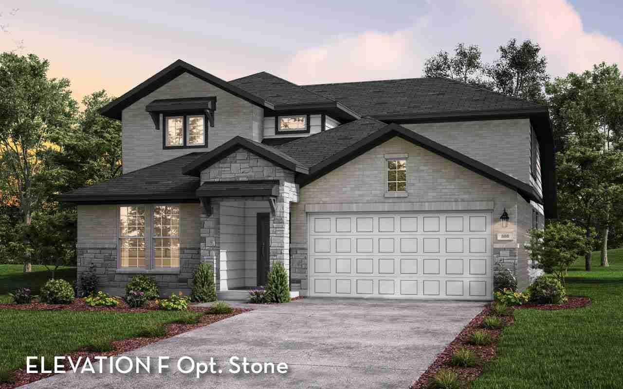 Elevation F Opt Stone