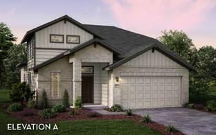 Chinook - Build on Your Lot: Houston, Texas - CastleRock Communities