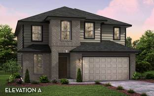 Dakota - Build on Your Lot: Houston, Texas - CastleRock Communities