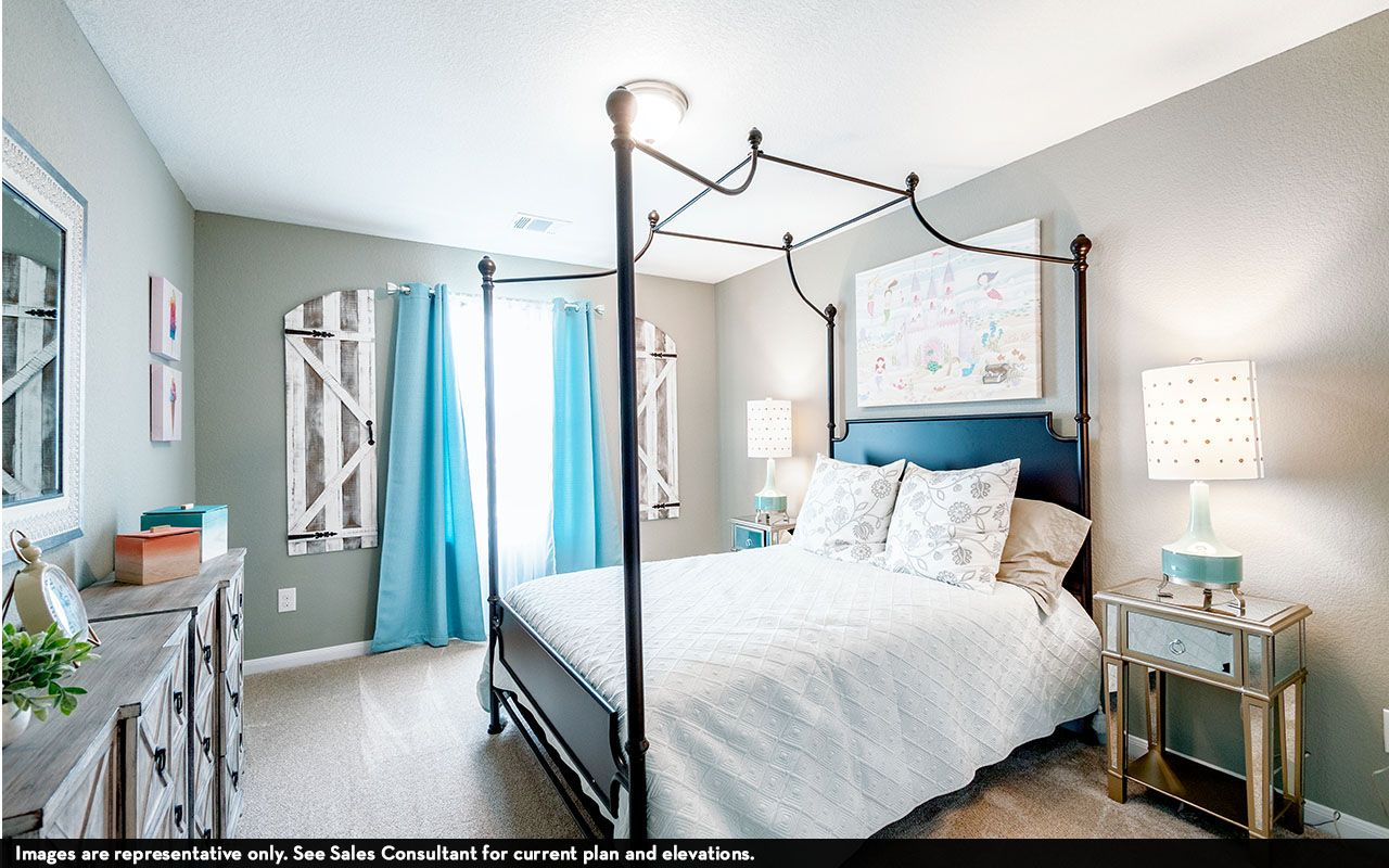Bedroom featured in the Concho By CastleRock Communities in Houston, TX