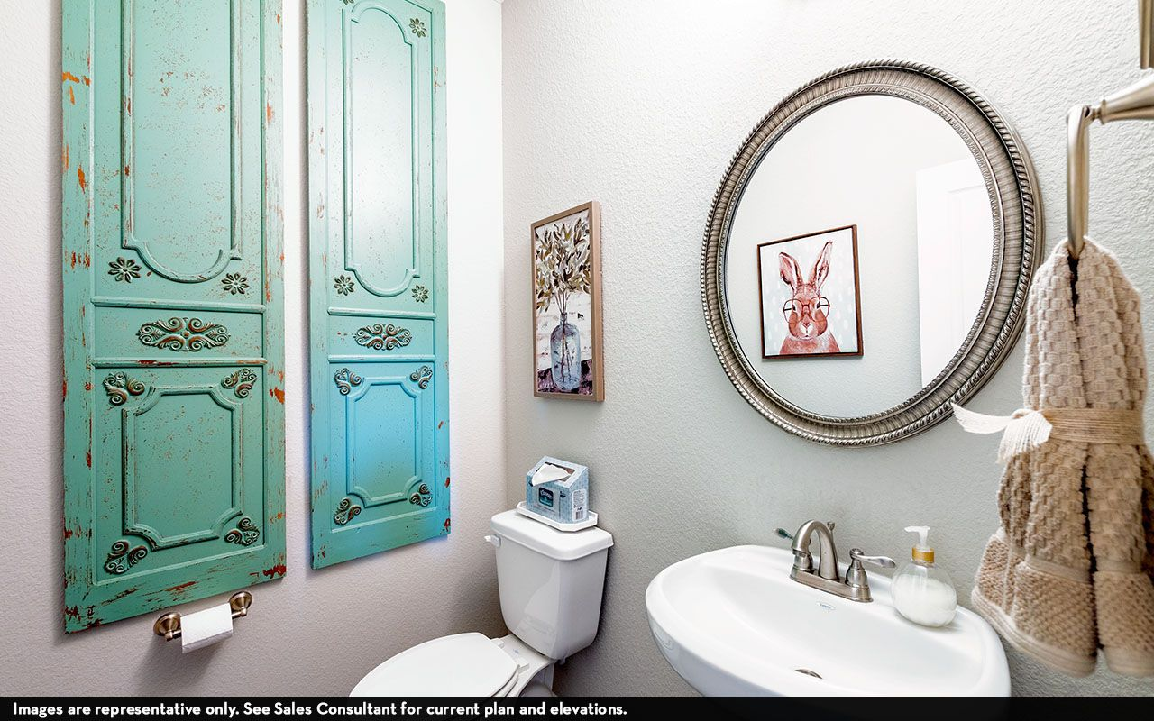 Bathroom featured in the Concho By CastleRock Communities in Houston, TX