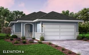 Pine II - Windrow: Hockley, Texas - CastleRock Communities