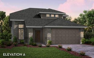 Seminole II - Homestead: Schertz, Texas - CastleRock Communities