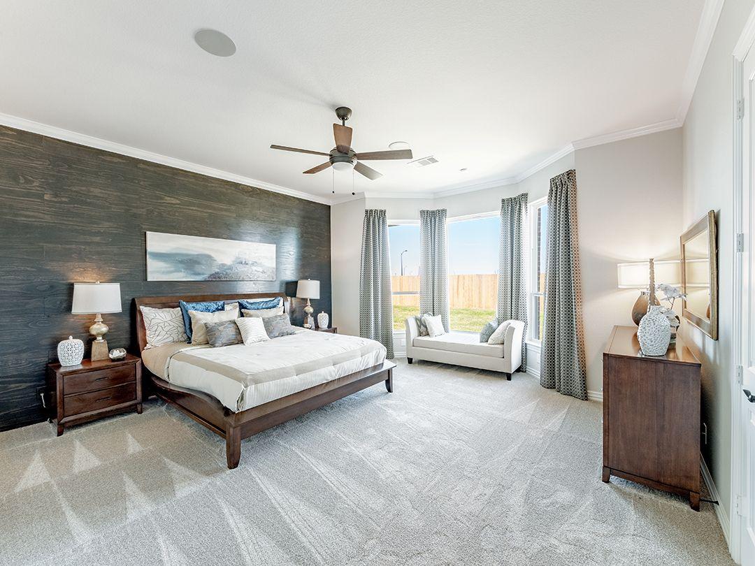 Bedroom featured in the Frisco By CastleRock Communities in Houston, TX