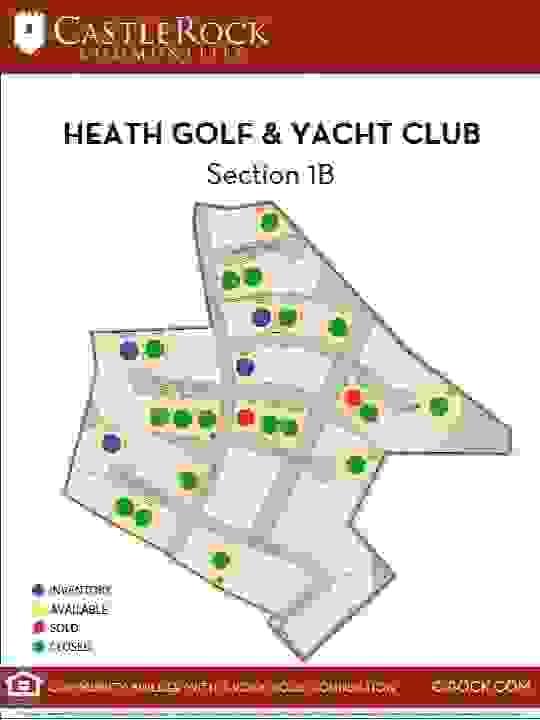 Heath Lot Map 1B