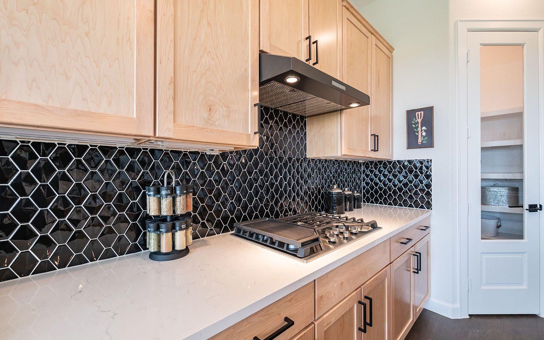 Kitchen featured in the Eureka By CastleRock Communities in Houston, TX