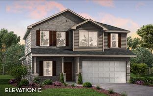 Rio Grande - Build on Your Lot: Houston, Texas - CastleRock Communities