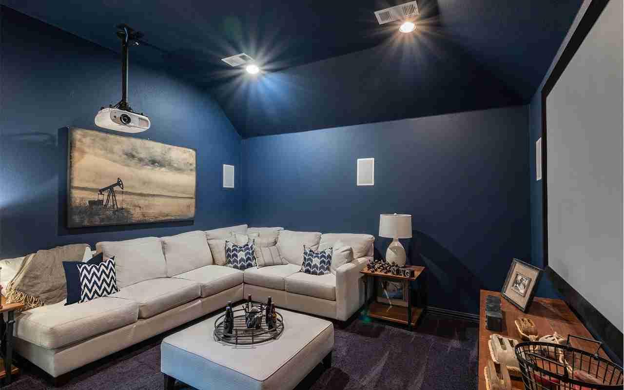 Model - Media Room