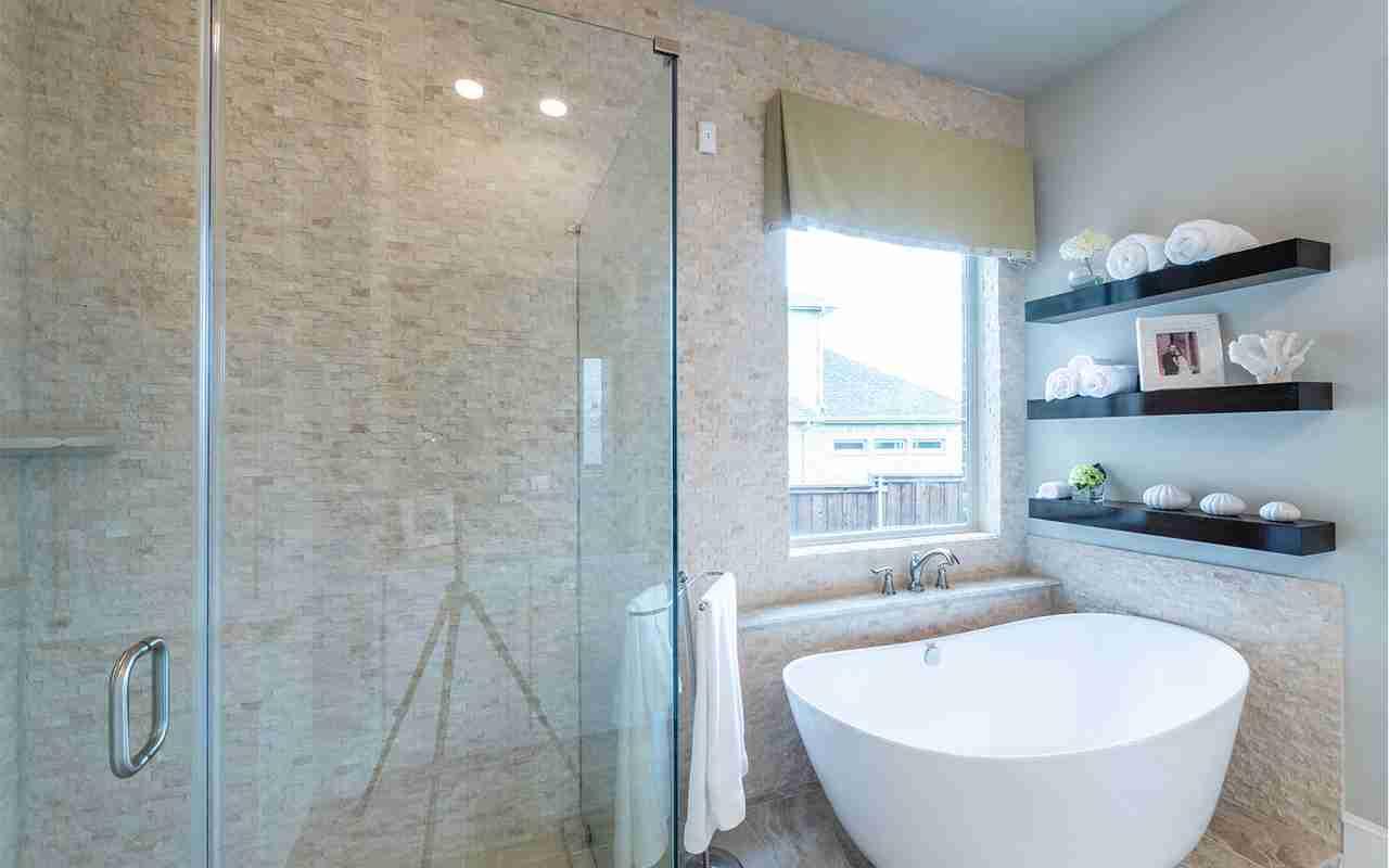 Model - Master Bath