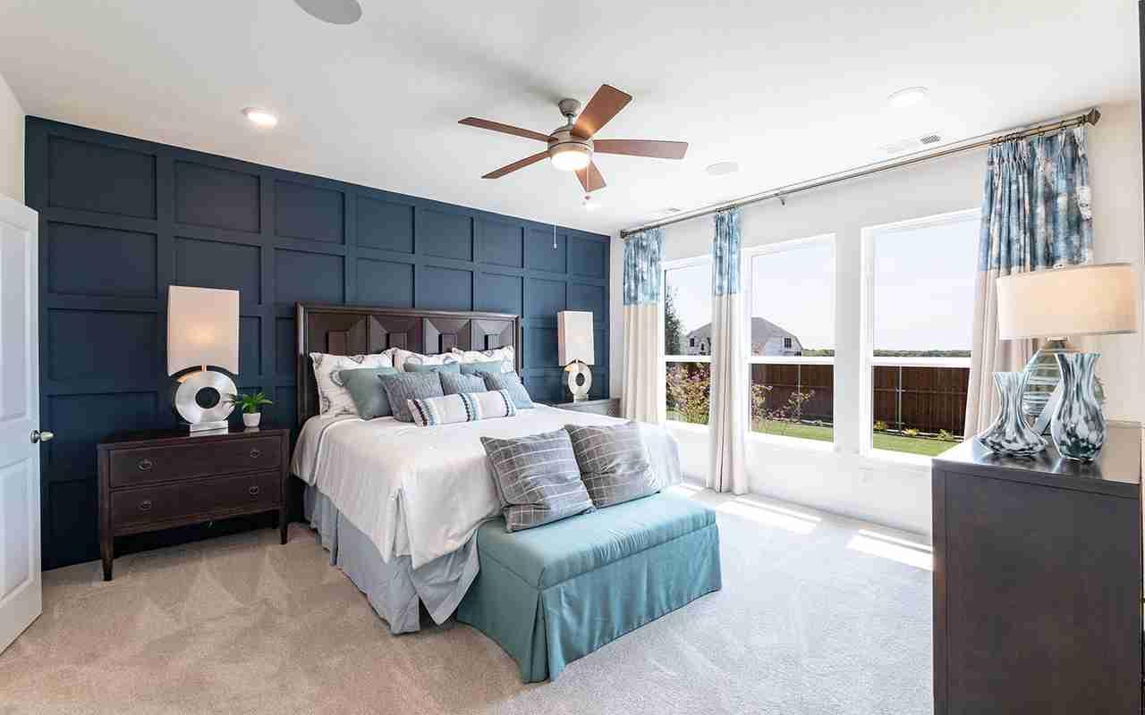 Glenwood - Master Bedroom