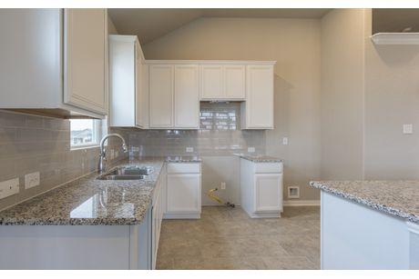 Kitchen-in-Apache-Silver-at-Homestead-in-Schertz