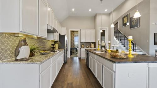 Kitchen-in-Artesia-Gold-at-Woodshore-in-Clute