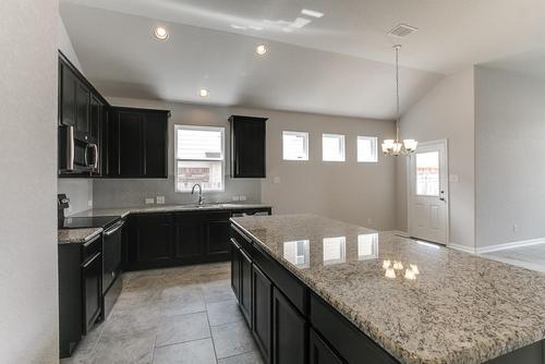 Kitchen-in-Apache-Silver-at-Blanco Vista-in-San Marcos