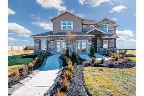 San Marcos-Silver-Design-at-Woodshore-in-Clute