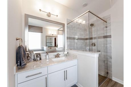 Bathroom-in-San Marcos-Silver-at-Woodshore-in-Clute