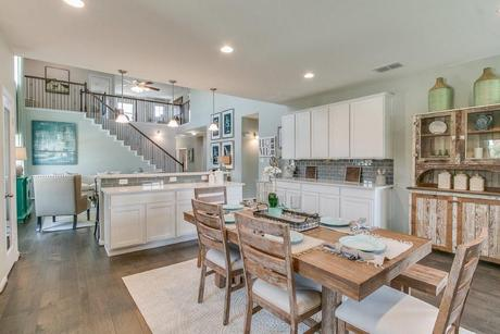 Kitchen-in-Concho-Cobalt-at-Carmel-in-Pflugerville