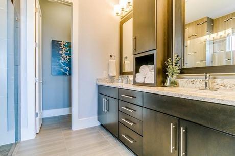 Bathroom-in-Dylan-Urban Gold-at-Preserve at Lakeway-in-Lakeway