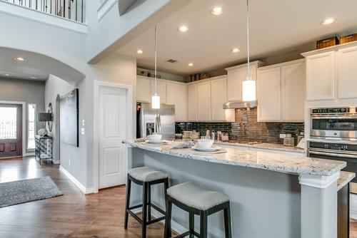 Kitchen-in-Fremont (3 Car)-Gold-at-Estates of Flintrock-in-Lakeway