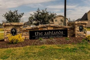The Ashlands at Cypress Lakes by Cates Building in Fayetteville North Carolina