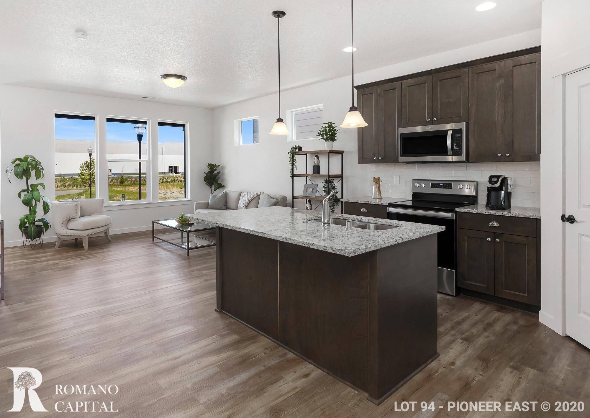 Kitchen featured in The Explorer By Cedars Construction  in Portland-Vancouver, WA