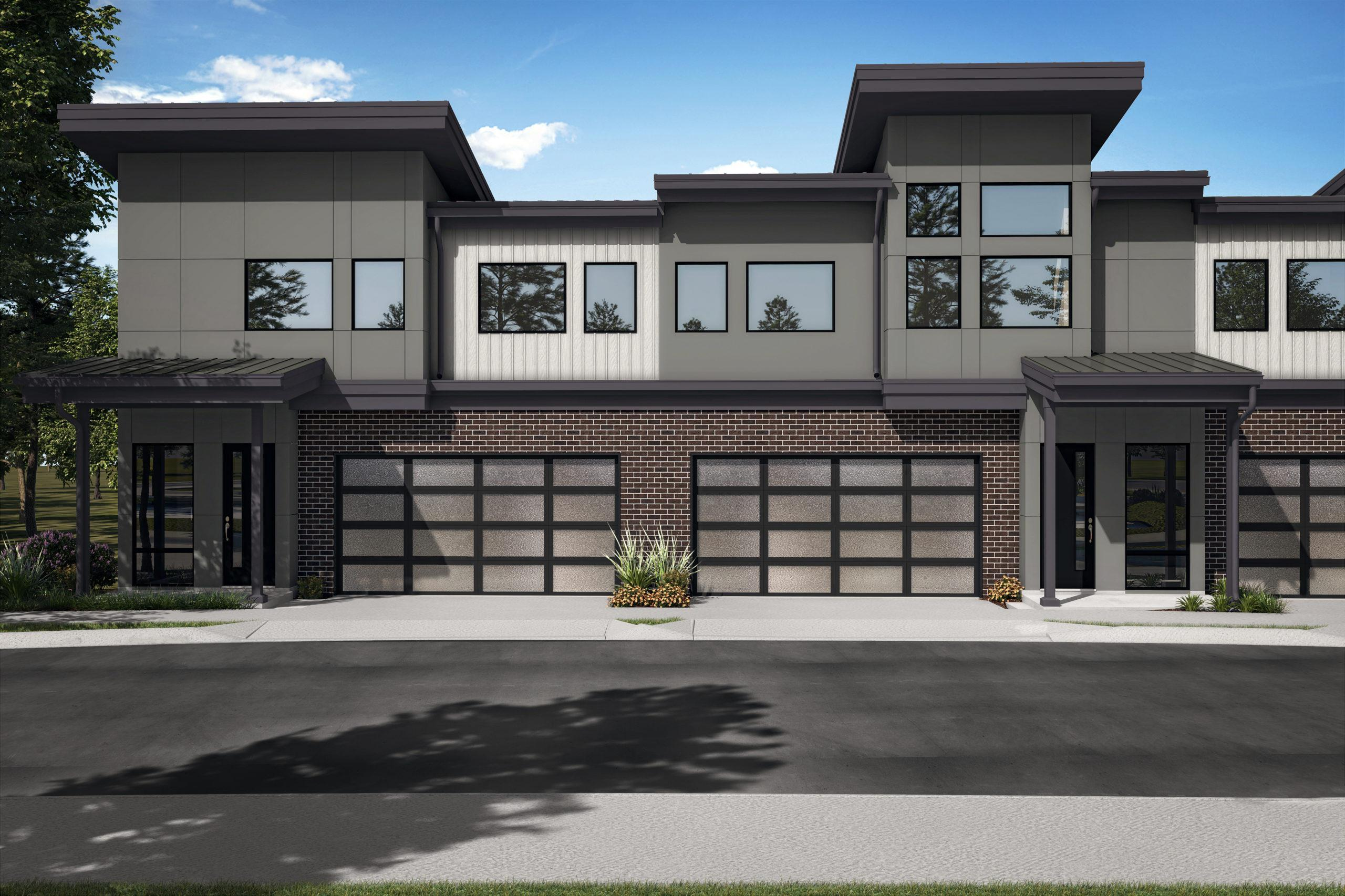 Exterior featured in the Ridgeline By Cedars Construction  in Portland-Vancouver, WA