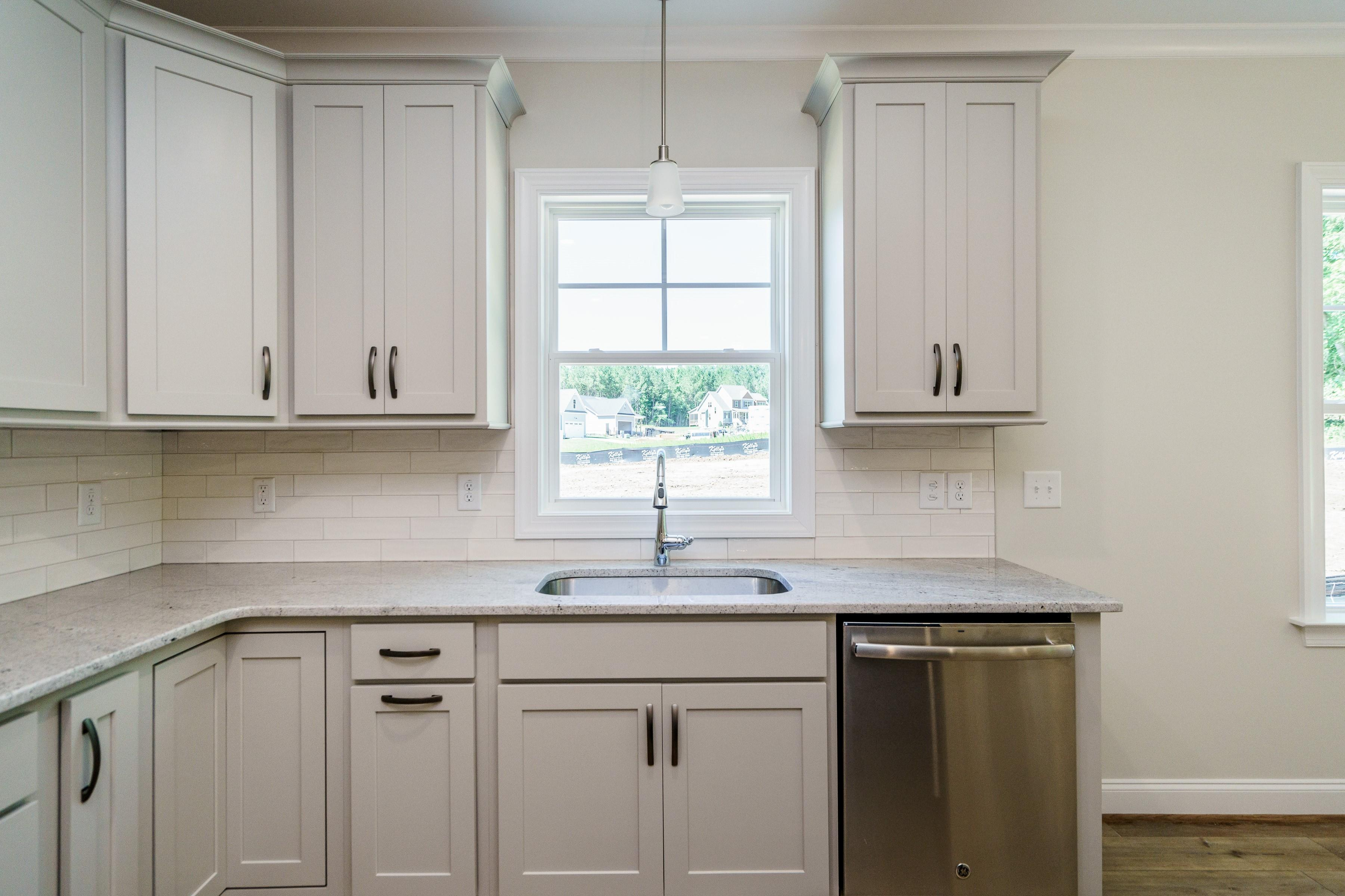 Kitchen featured in the Custom - Addison By CedarRidge in Raleigh-Durham-Chapel Hill, NC